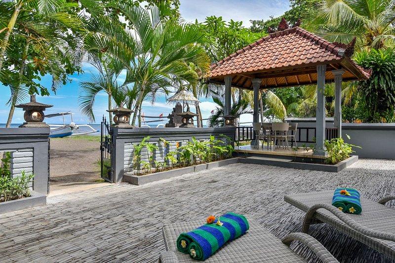 Villa Spice House Inn - A Beachside paradise in Lovina, holiday rental in Singaraja