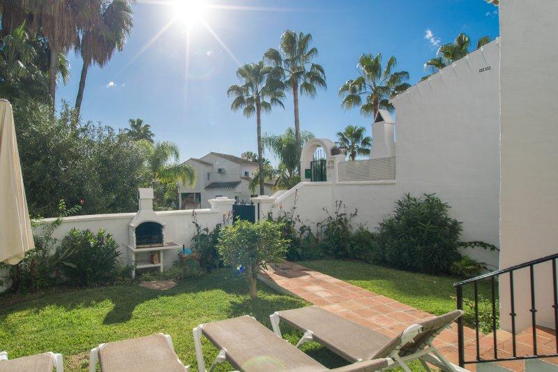 Casablanca 20 Private Garden & BBQ Area