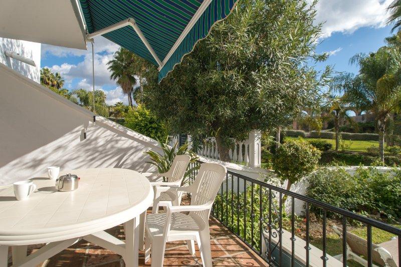 Casablanca 20 Terrace & Dining Area