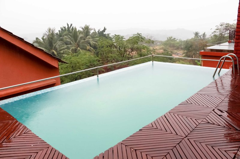 Sundeck with Private Pool