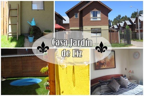 Casa Jardín de Liz ( Alojamiento Familiar), holiday rental in Vilcun