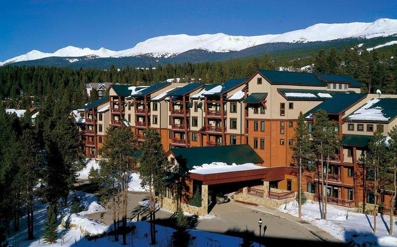 Nur 2 Blocks auf der Main Street und ein paar hundert Meter zu den Skiliften. exklusive Lodge