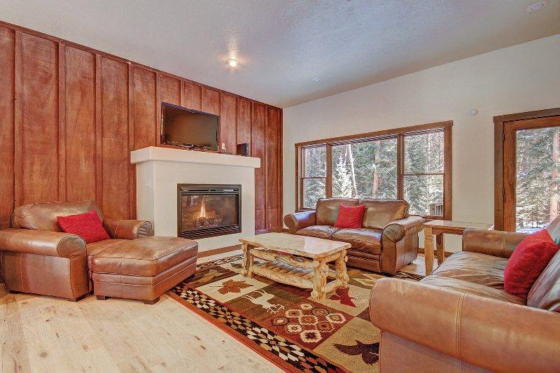 SkyRun Property - 'Red Mountain Lodge' -