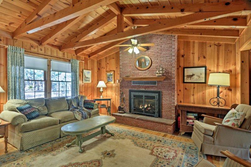 Disfrute de Bayfield, Colorado, en esta casa de alquiler de 3 camas y 2 baños para 8 personas.