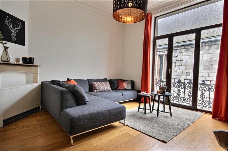 Rue de la Goffe 2 - 1-bedroom Duplex, location de vacances à Trois Ponts
