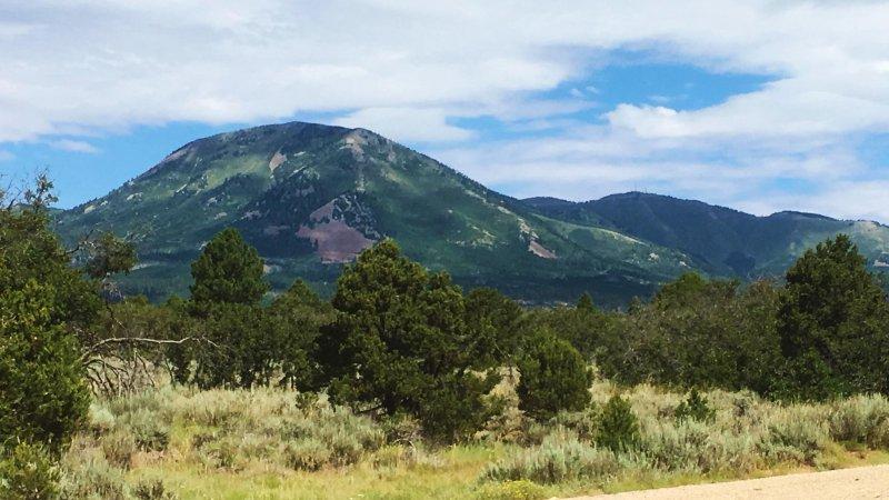 Vista dal Ranch