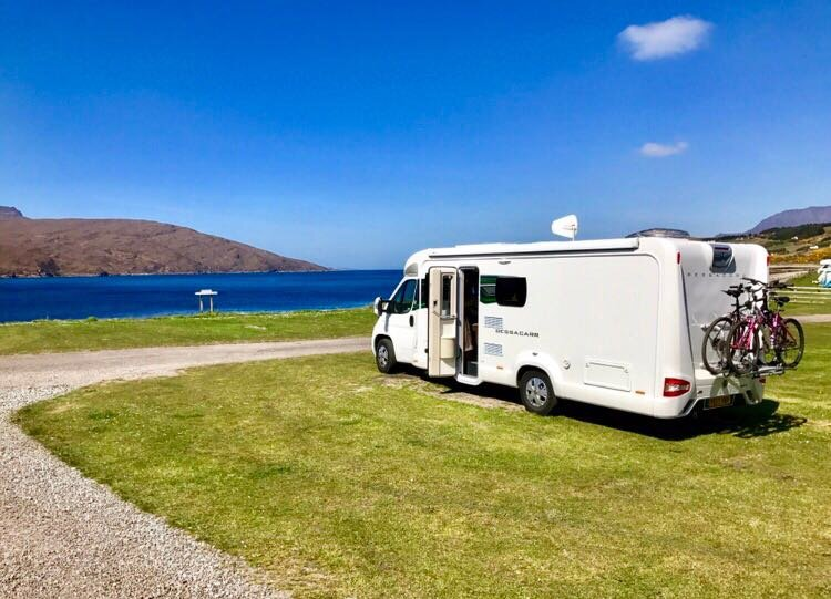 Our Grace motorhome