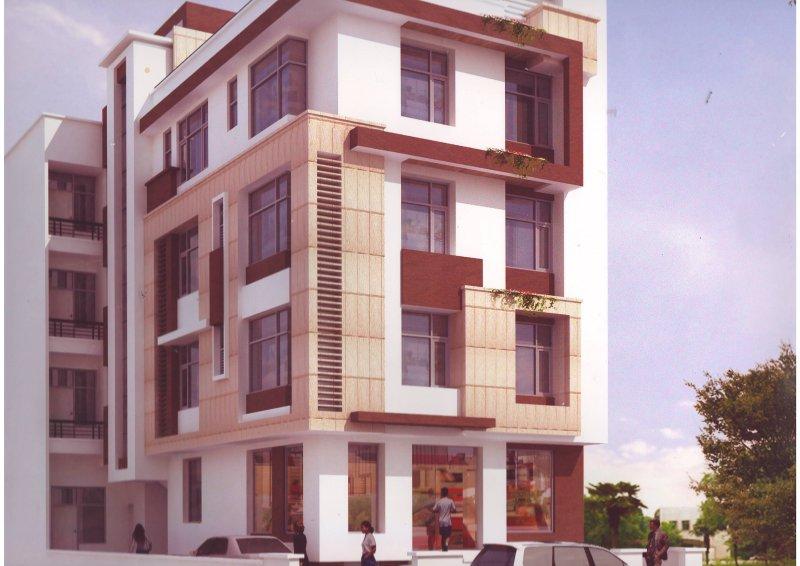 Royal Residency in Jaipur - Deluxe Room '1', casa vacanza a Durgapura