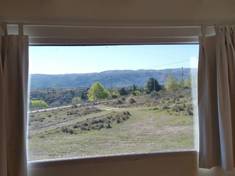 Vista desde planta alta