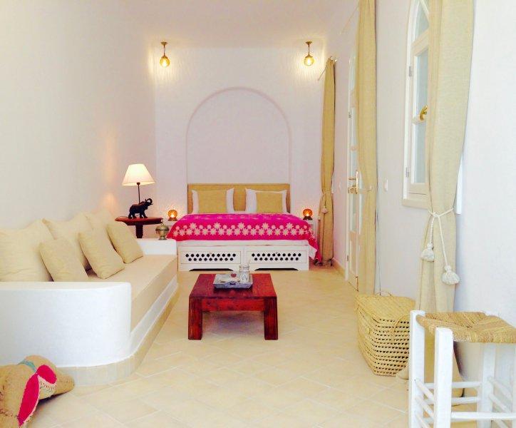 Suite Musc Villazila maison d'hôte