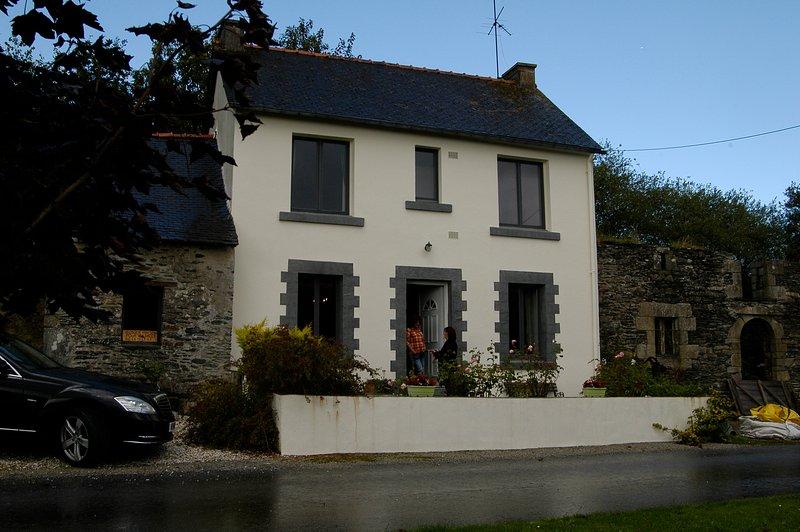 Kerguillaume, vacation rental in Saint-Mayeux