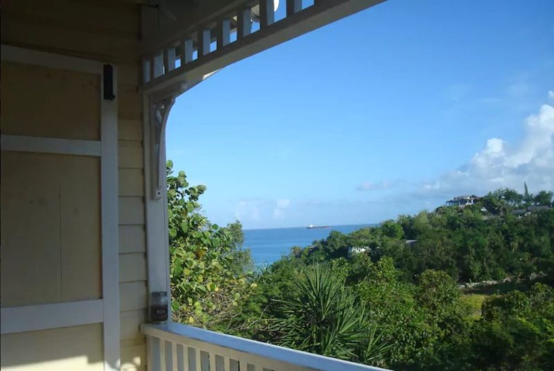 Calabash at Galley Bay Cottages, holiday rental in Five Islands Village