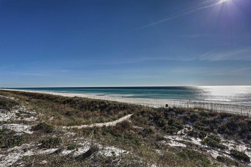 Sarete a soli 3 isolati a piedi da Panama City Beach!