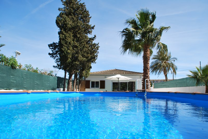 Finca Es Puig, alquiler de vacaciones en Port d'Alcudia