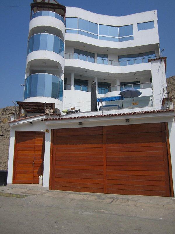 Chaclacayo house in Lima