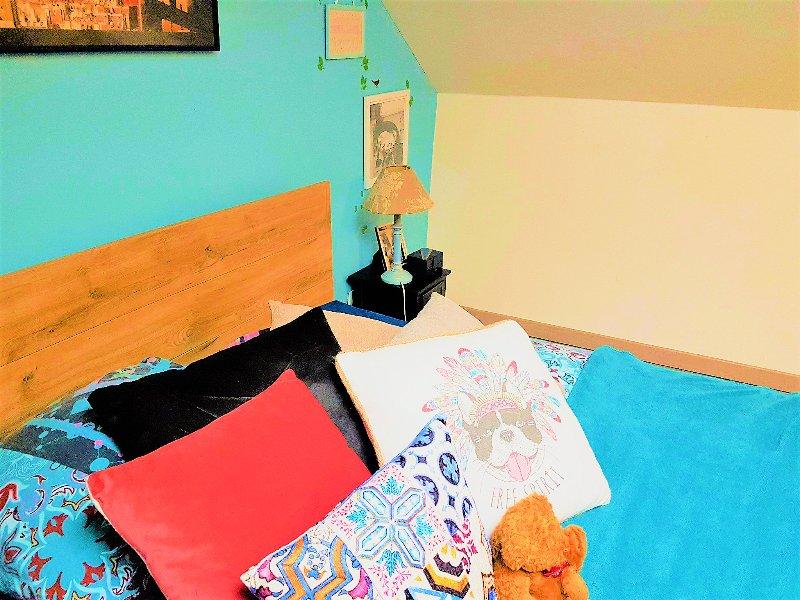 Su habitación privada para dos