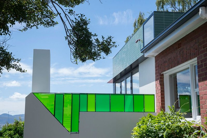Art Deco cumple contemporáneo