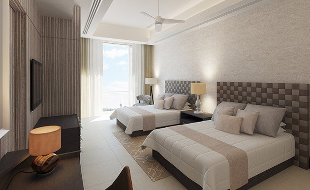 Grand Bliss 2 Bedroom Master Suite, holiday rental in Flamingos