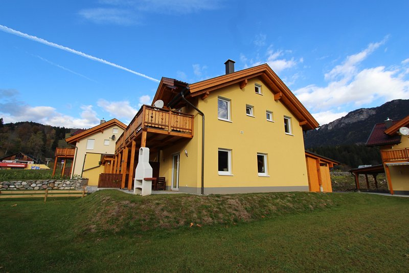 Chalet Underhill, holiday rental in Kotschach