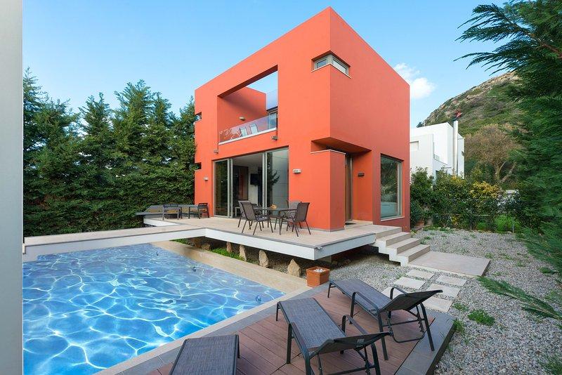 Almond Villa, holiday rental in Ialyssos
