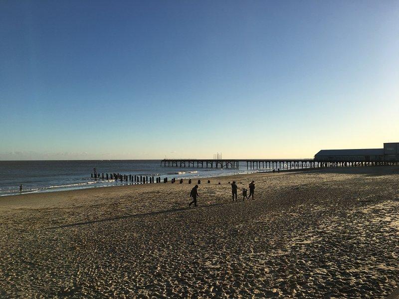 Ceci est une photo que je personnellement pris sur la face de la plage.