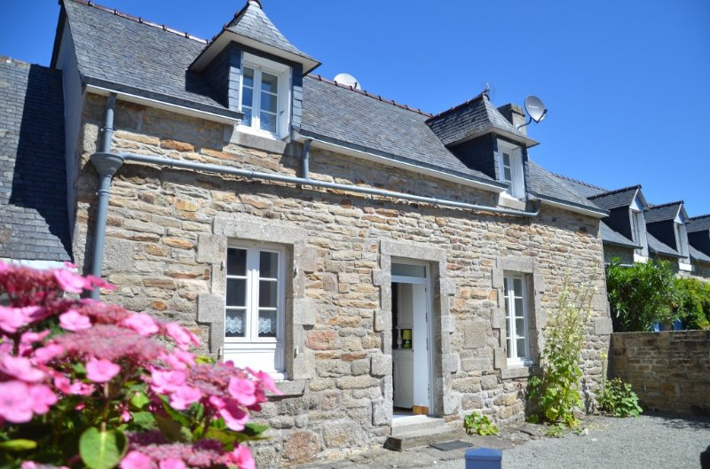 Ty Creiz - Maison 4 personnes 150 m de la mer - Maison de Style Breton – semesterbostad i Fouesnant