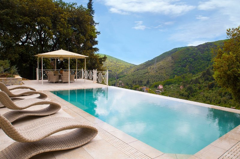 Private Infinity Swimming Pool