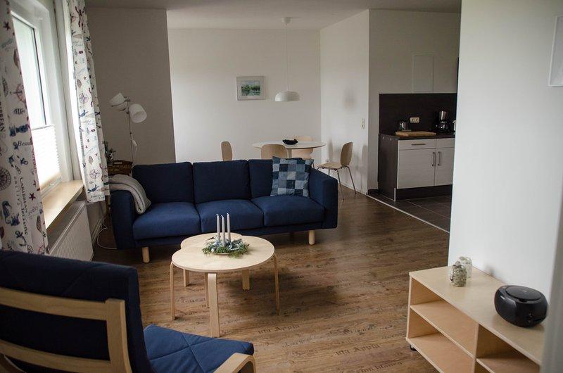 Ferienwohnung 'Kormoran', vacation rental in Lohme