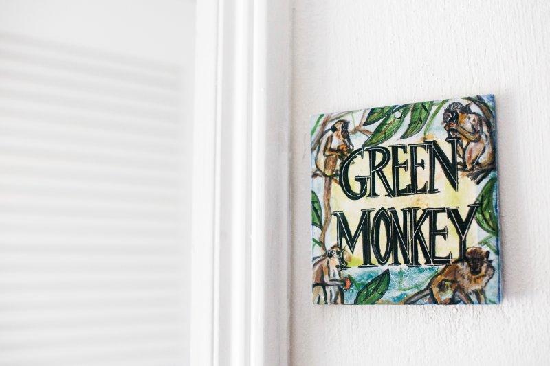 """""""Mono Verde"""" suite"""