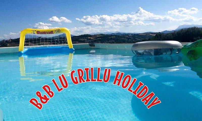B&B LU GRILLU HOLIDAY, vacation rental in Monte Giberto