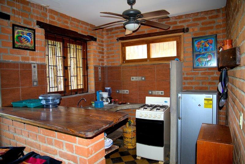 Cabañas Lobolira: 2 Bedroom Apartment, 200m to beach and 350m to centre SJDS, location de vacances à San Juan del Sur