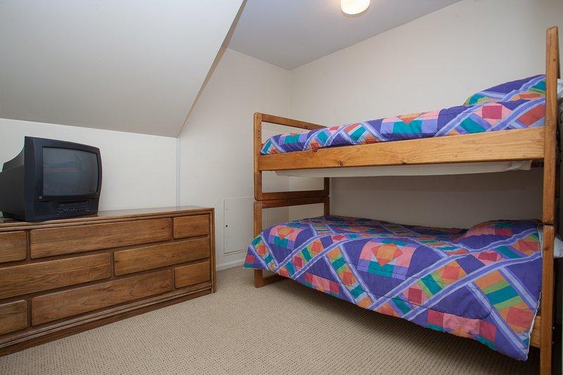 Bedroom Twin over Twin Bunk Bed