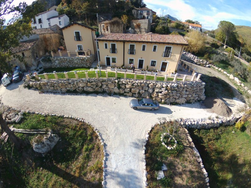 Borgo Donna Teresa, holiday rental in Montaquila
