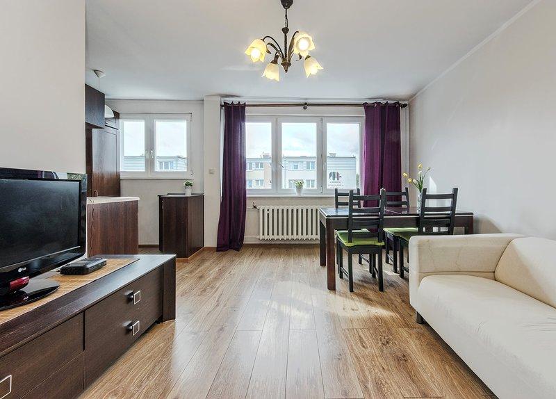 Apartment Przymorze - ACCO RENT, aluguéis de temporada em Sopot