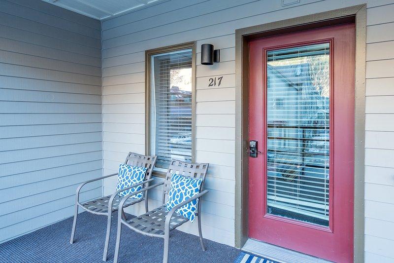 Viking Lodge 217 - een prachtige plek om naar huis te bellen!