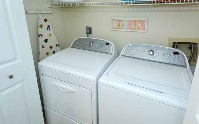 Lavadora e secadora
