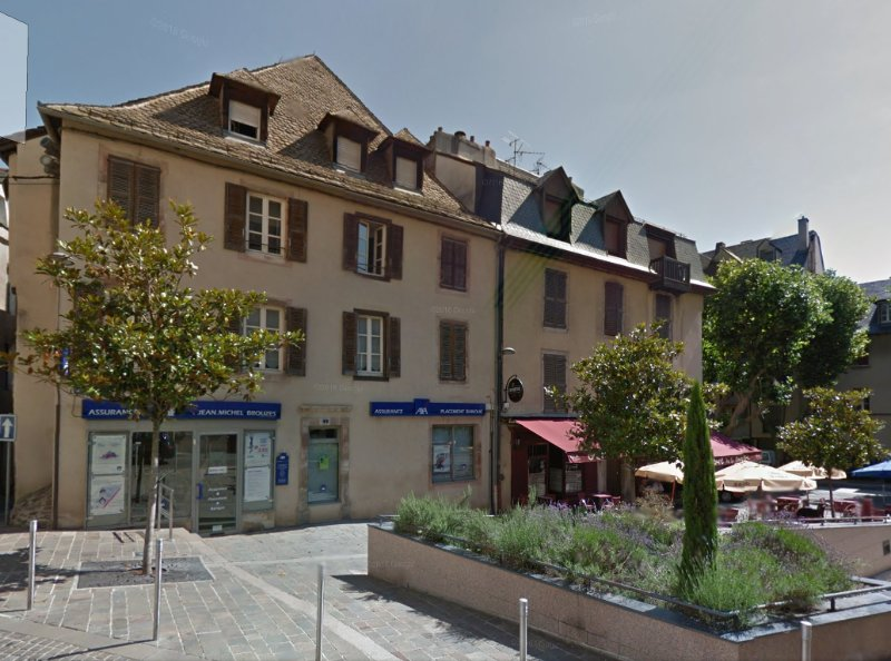 Le Bulliere Charmant 60m² Plein Centre, holiday rental in Rodez