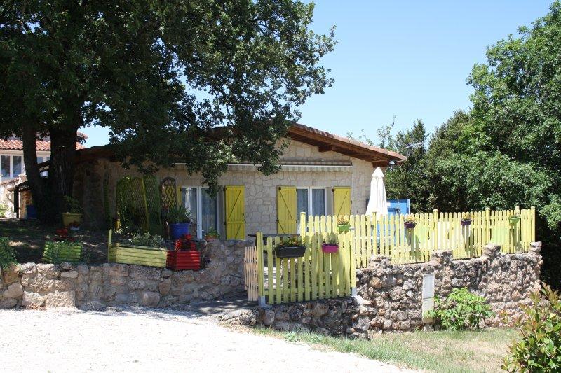 Gite tourete , Campagnac , Tarn, vakantiewoning in Vindrac-Alayrac