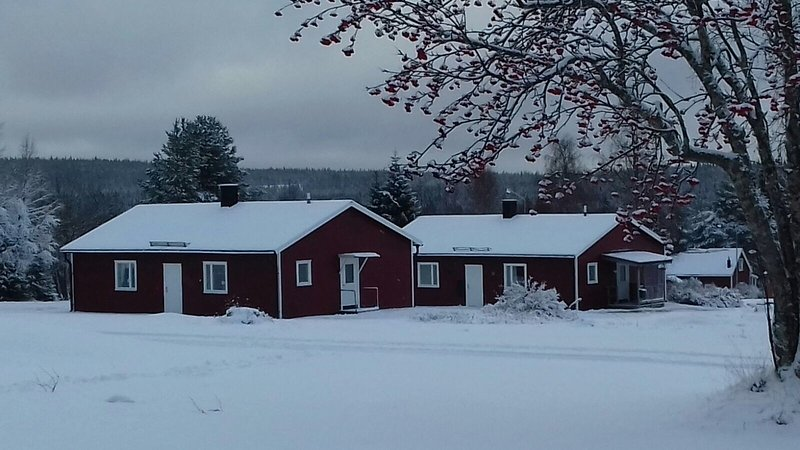 Lapland stuga & tours, vacation rental in Vasterbotten County