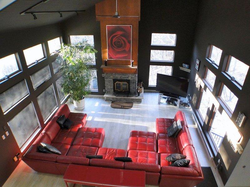 luxury -home - #1  cleaning standards -, holiday rental in Lehman