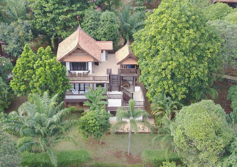 Coconut Villa Ariel Ver
