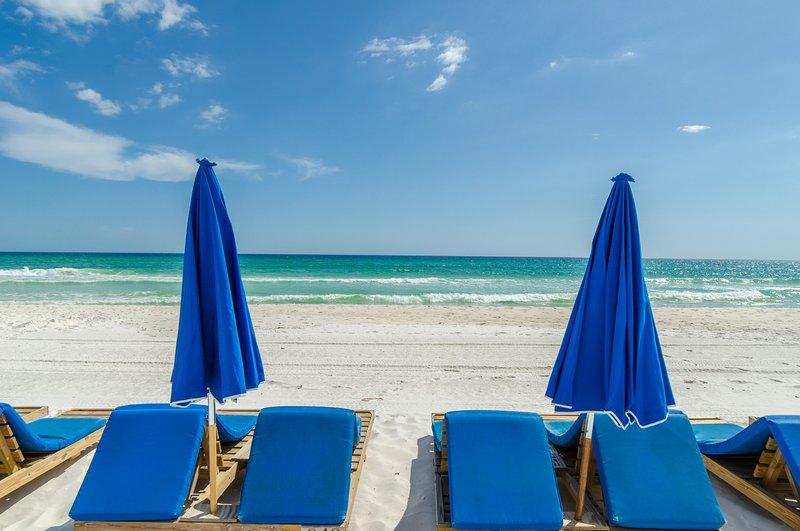 ¡Dirígete a la playa para un relajante día libre!