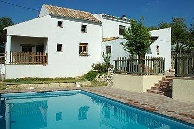 Montilla Villa Sleeps 8 with Pool - 5000379, holiday rental in La Rambla