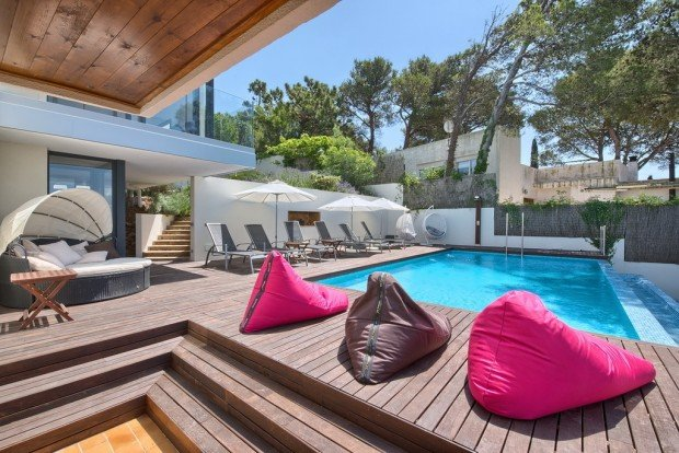 Begur Villa Sleeps 10 with Pool Air Con and WiFi - 5246715, holiday rental in Begur
