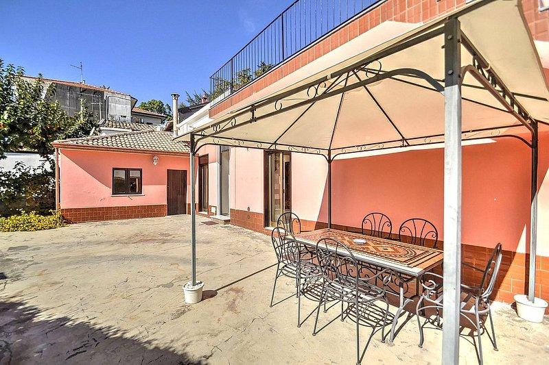Villa Rosalba, vacation rental in Trecastagni