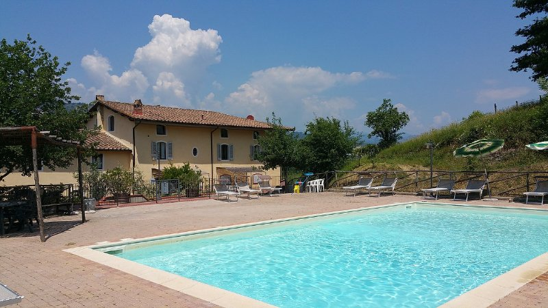 Villa Safira, holiday rental in Serravalle Pistoiese