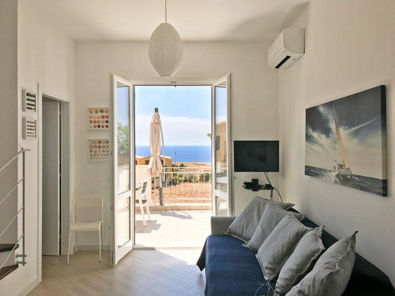 Aktualisiert Macari 2019 Casa Cobalto 2 Piani Vista Mare 4 5