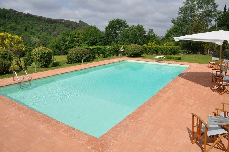 Calzaiolo Villa Sleeps 7 with Pool and WiFi - 5218441, holiday rental in Calcinaia