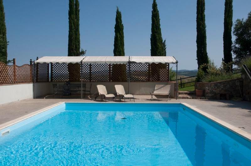 Colle Massari Apartment Sleeps 6 with Pool and Air Con - 5218365, aluguéis de temporada em Poggi del Sasso