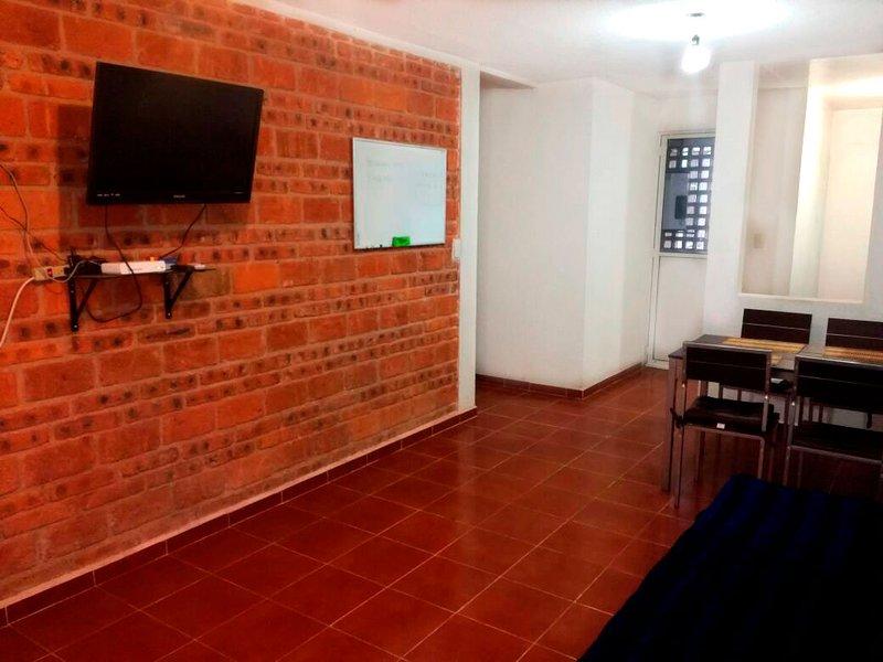 Departamento con Desayuno, Estacionamiento y Vigilancia 24 hrs., casa vacanza a Guanajuato